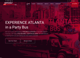 partybusrentalatlanta.com