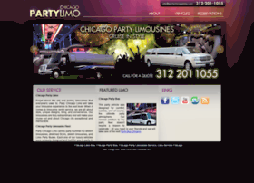 partychicagolimo.com