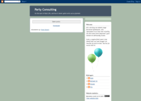 partyconsulting.blogspot.com
