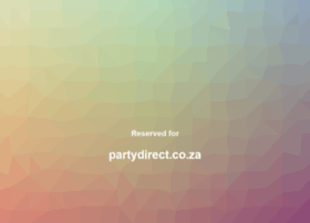 partydirect.co.za