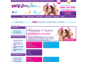 partygiftsstore.co.uk
