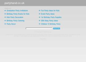 partyhand.co.uk