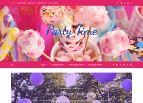 partyideasonline.com