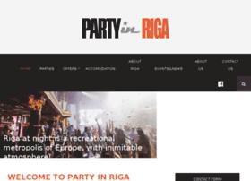 partyinriga.com
