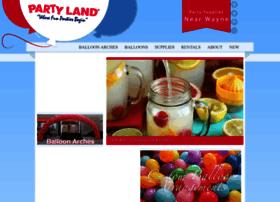 partylandwayne.com