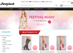 partylush.co.uk