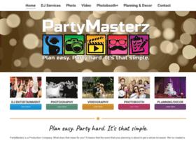 partymasterz.com