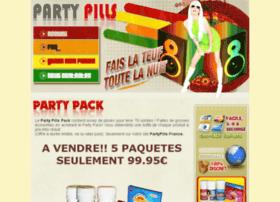 partypillsfrance.com