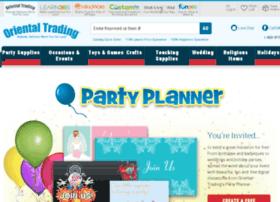 partyplanner.orientaltrading.com