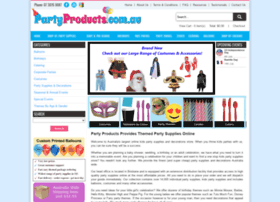 partyproducts.com.au