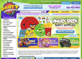 partyproducts.com