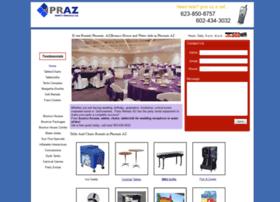 partyrentalsaz.com