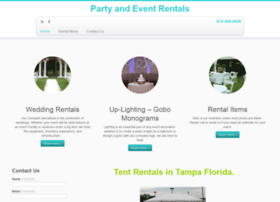 partyrentaltampa.net