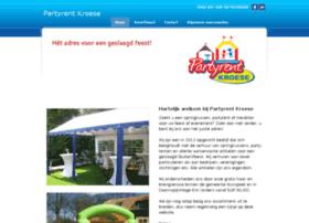 partyrentkroese.nl