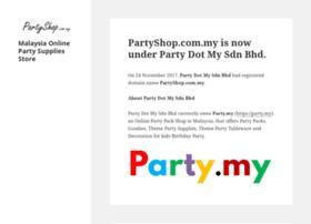 partyshop.com.my