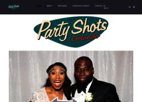 partyshotsorlando.com