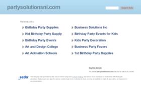 partysolutionsni.com