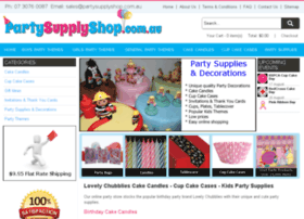partysupplyshop.com.au