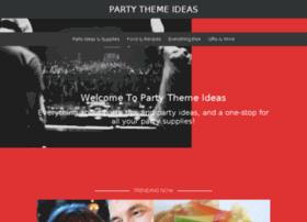 partythemeideas.org