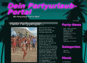 partyurlaub-portal.de