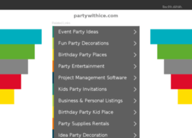 partywithice.com