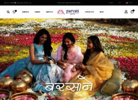 parvatifabrics.com