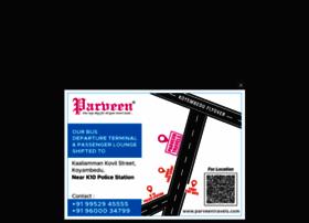 parveentravels.com