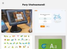 paryshahsamandi.carbonmade.com