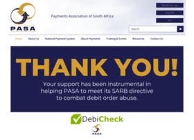pasa.org.za
