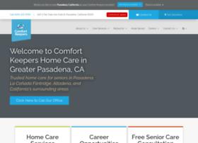 pasadena-773.comfortkeepers.com