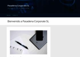 pasadenacorp.com