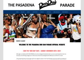 pasadenadoodahparade.info