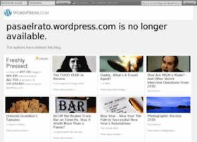 pasaelrato.wordpress.com