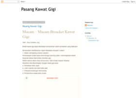 pasang-kawat-gigi.blogspot.com