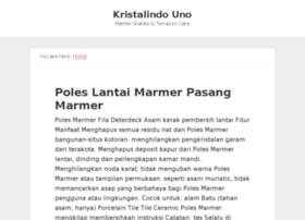 pasang-marmer-poles-lantai-marmer.com