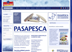pasapesca.es