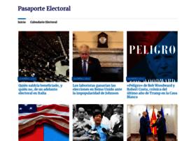 pasaporteelectoral.com