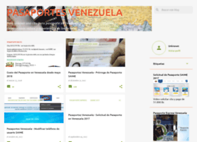 pasaportesdevenezuela.blogspot.com