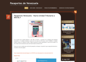 pasaportesvenezuela.wordpress.com