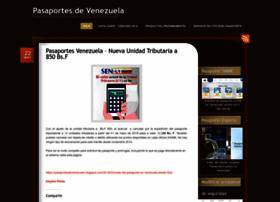 pasaportesvenezuela.wordpress.com