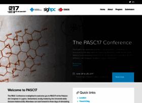 pasc17.org