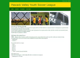 pascackvalleysoccer.leagueapps.com