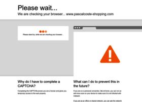 pascalcoste-shopping.com