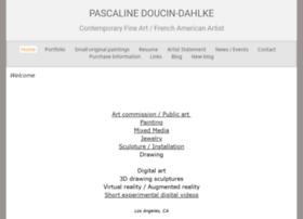pascalinedoucindahlke.artspan.com