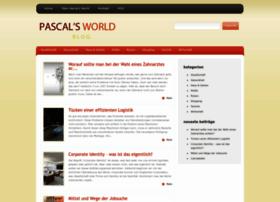 pascalsworld.ch