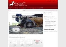 paseadordeperros.com