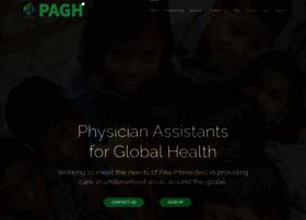 pasforglobalhealth.com