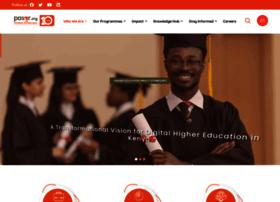 pasgr.org