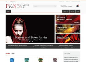 pashminasandscarves.co.uk