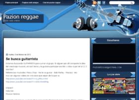 pasionporelreggae.blogspot.com